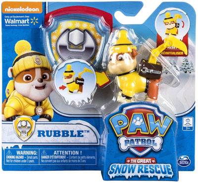 Paw Patrol Snow Rescue Action Pack