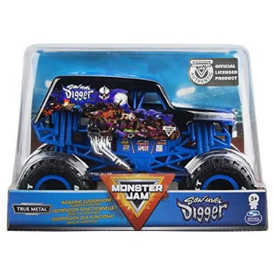 Monster Jam 1:24 Collector Die Cast Trucks