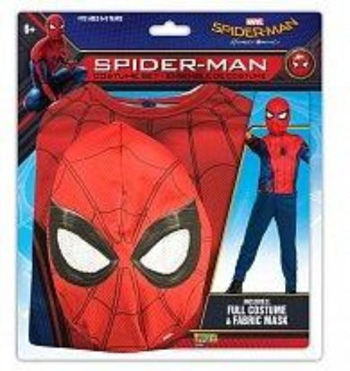 Spider-Man Homecoming Costume Set