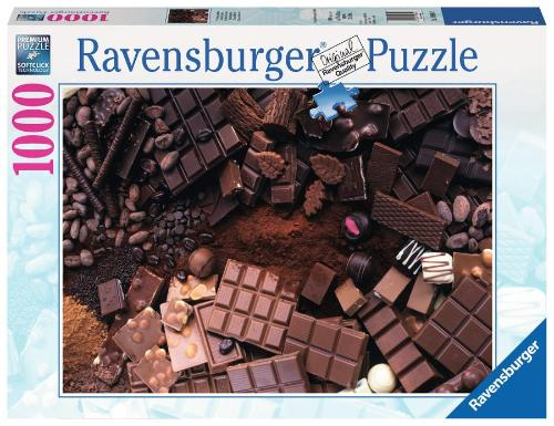 Ravensburger XXL 1000pc Puzzle-Chocoholic Heaven