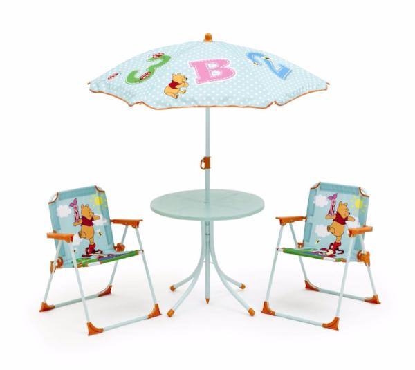 Disney Winnie the Pooh Outdoor Patio Set