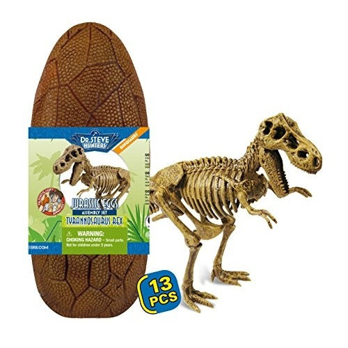 Dr.Steve Hunters Jurassic Eggs Assembly Set