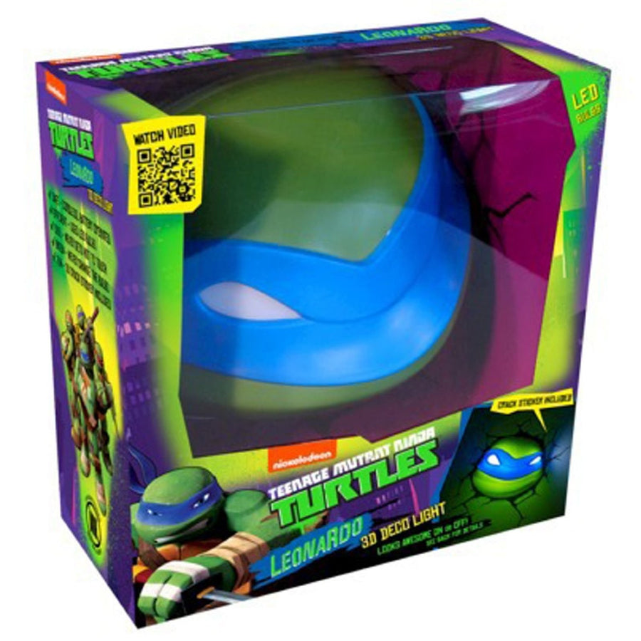 TMNT Head 3D FX Light