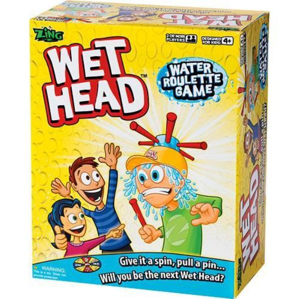 Wet Head Family Game