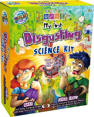 Wild Science Disgusting Science