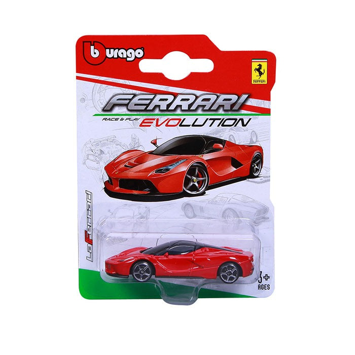 Assorted Ferrari Race & Play Evolution