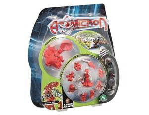 Atomicron Deluxe Army Packs
