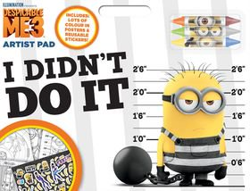 Despicable Me-Artist Pad