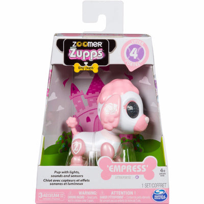 Zoomer Zupps Royal Tiny Pups-Litter 4