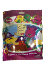 Barney 10pce Puzzle In A Foil Bag