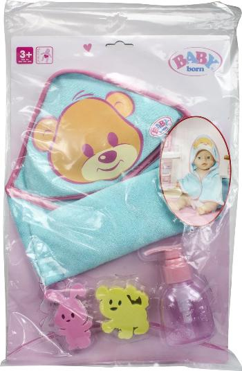 Baby Born Set And Bathroom Accessories