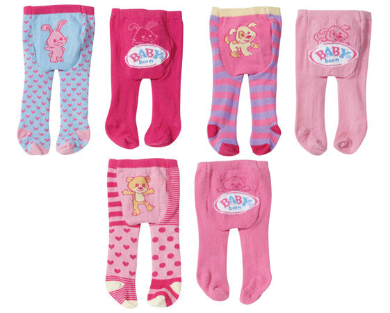 Baby Born Tights 2Pack