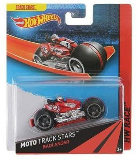 Hot Wheels Moto Track Stars