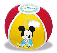 Disney Baby Mickey Mouse Musical Ball