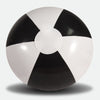MSK Black and White Beach Ball