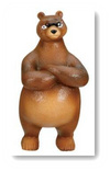 The Jungle Book 7cm Collectable Figurine