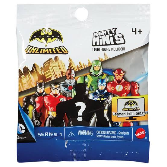 Assorted Boys Batman Toys