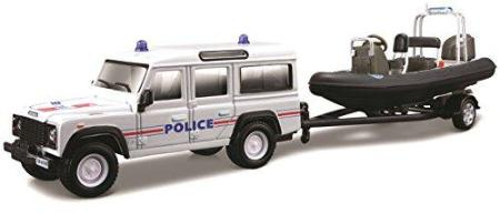Bburago Emergency Vehicle-Police