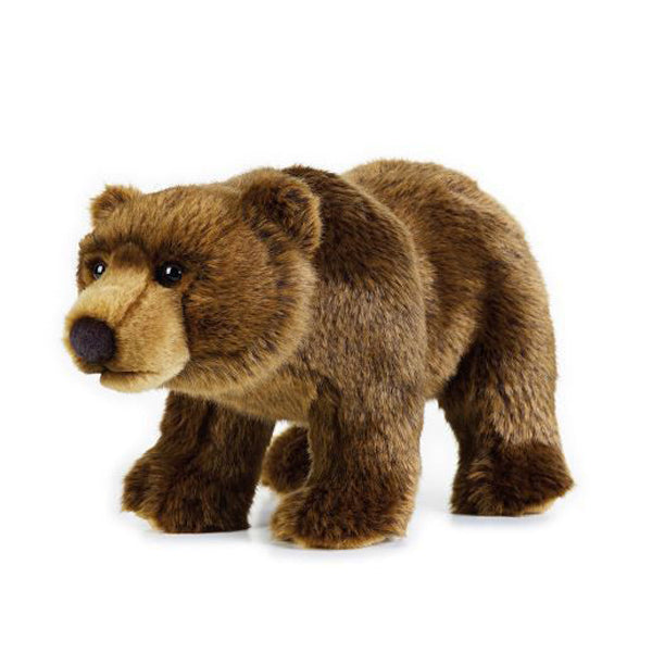 National Geographic North America Plush - Grizzly Bear