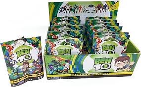 BEN 10 MINI FIG IN FOIL PK