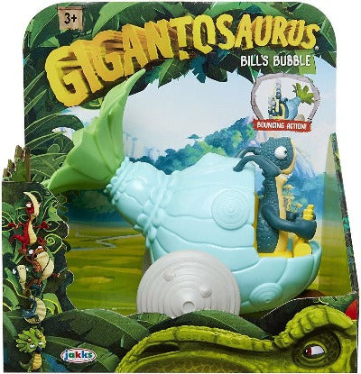 Gigantosaurus Giganto Vehicles
