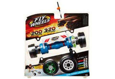 Fly Wheels Twin Turbo Launcher