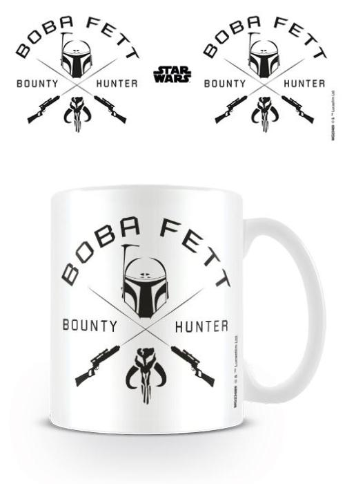Marvel Star Wars Boba Fett Mug