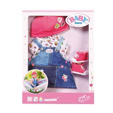 Baby Born Delux Jeans Collection