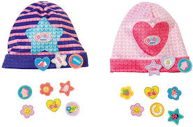 Baby Born - Caps With Funny Pins (Assorted)