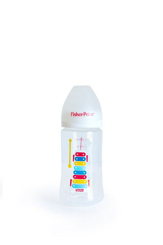 Fisher Price - Wideneck Baby Feeding Bottles - 150ml