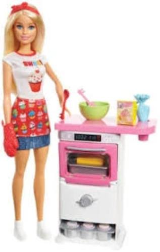 Barbie Bakery Chef Playset