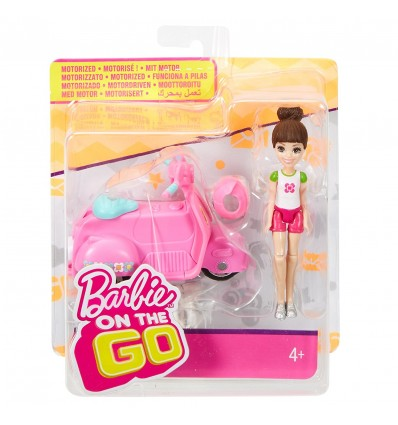 Barbie On the Go Dolls Asst