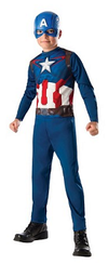 Avengers Captain America Suit