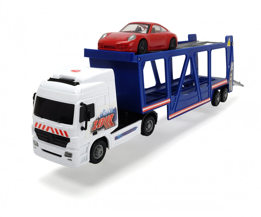 Dickie Toys City Car Transporter