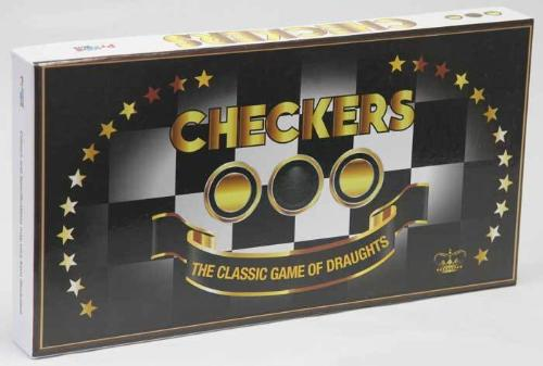 Checkers The Classic Game of Draughts