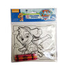 Paw Patrol Colouring Puzzle Skye