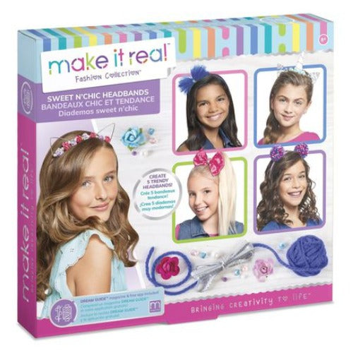 Make It Real Sweet N Chic Headbands