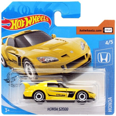 Hot Wheels Honda 1:64 Die Cast Collection