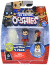 DC Comics Ooshies Pencil Toppers 4 Pack Asst