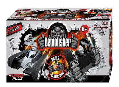 Radio Control Demolisher Turbo Plus