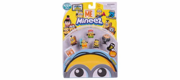 Despicable Me Mineez Deluxe Character Pack- Assorted