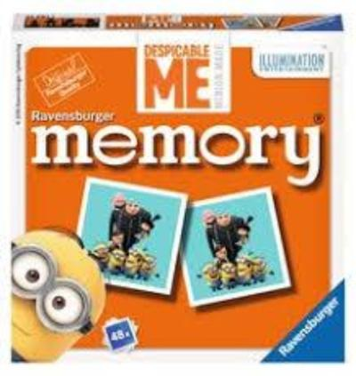 Ravensburger Memory Game Minion Made