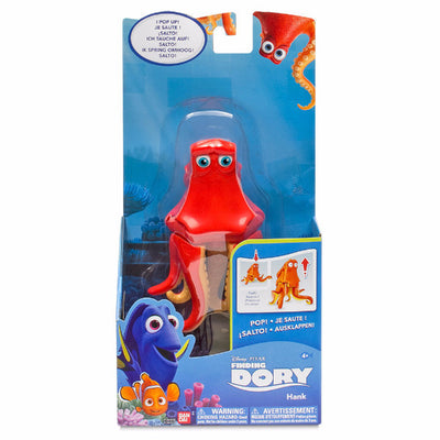 Finding Dory Push N' Pop Characters