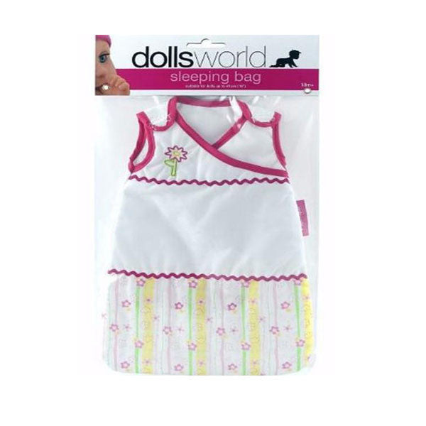 Dolls world Sleeping Bag For Doll
