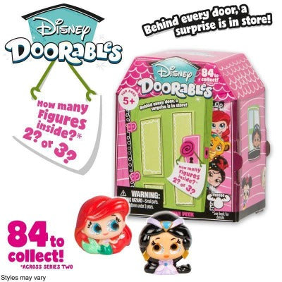 Disney Doorables Mini Peek 2pk Season 2