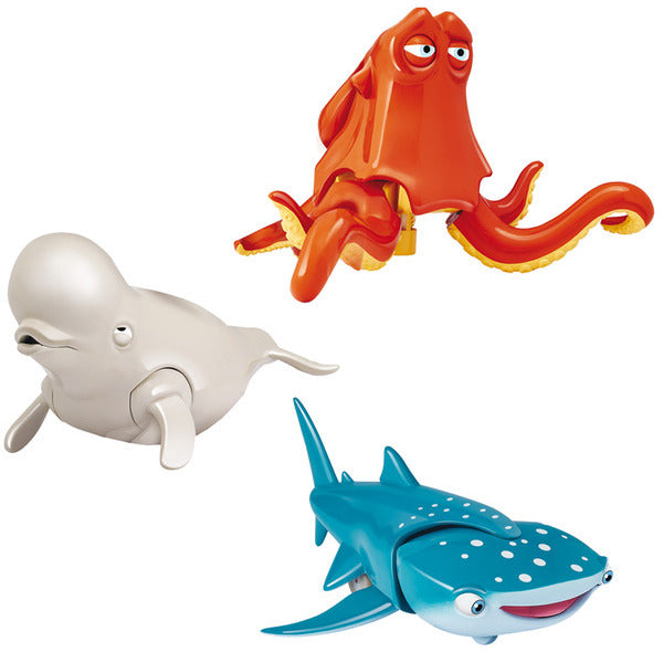 Assorted Finding Dory Pull Back Figurines
