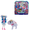 Enchantimals Doll and Large Animal Asst