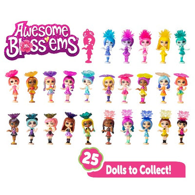 Awesome Blossoms Basic Doll Blindbox