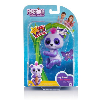 Fingerlings Glitter Pandas Asst