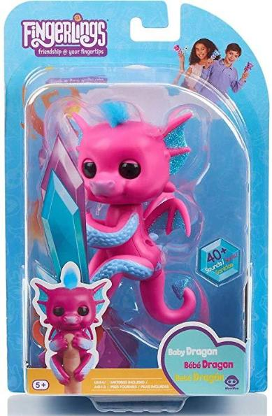 Fingerlings Interactive Baby Dragons